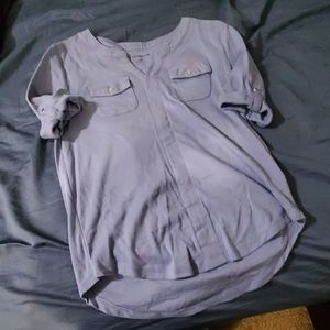 NWOT FINAL PRICE Rolled Sleeve Shirt